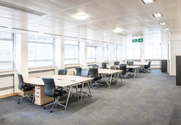 Bressenden Place SW1 office space – Private Office (different sizes available)