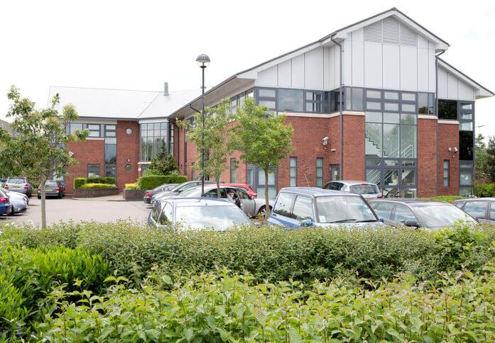 Coldharbour Lane BS1 office space – Building External