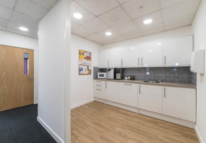 Oakdale Road YO1 office space – Kitchen