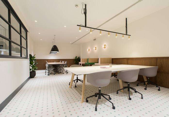 Throgmorton Street EC2 office space – Private Office (different sizes available)