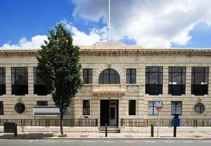 Merton Road SW8 office space – Building External