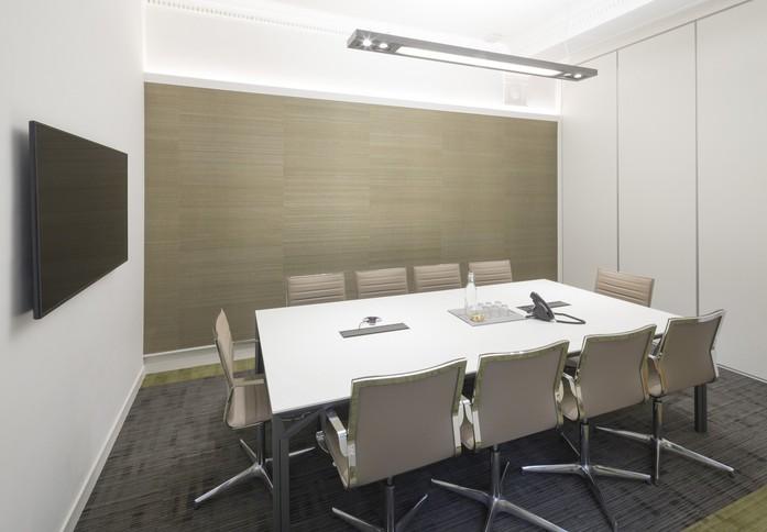 Queen Street G1 office space – Meeting/Boardroom