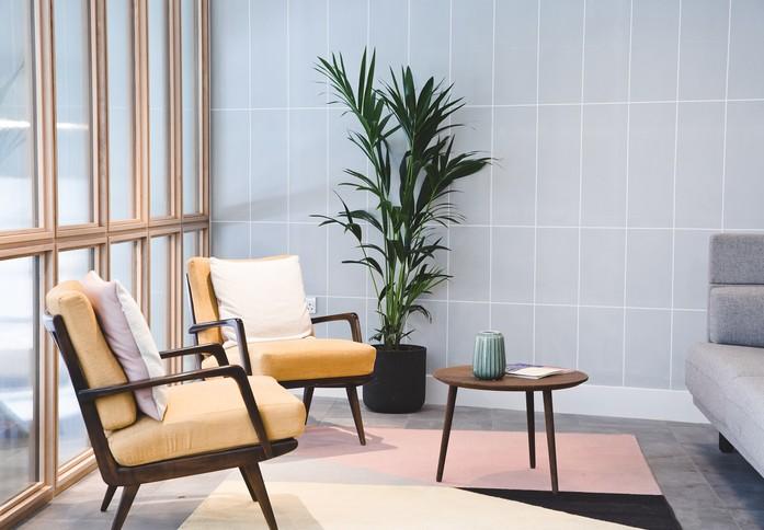 Lloyds Avenue EC3 office space – Break Out Area