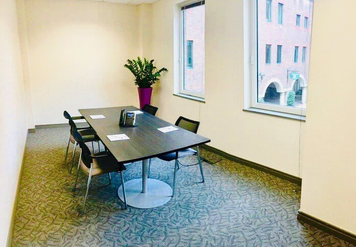 Pepper Street E14 office space – Meeting/Boardroom