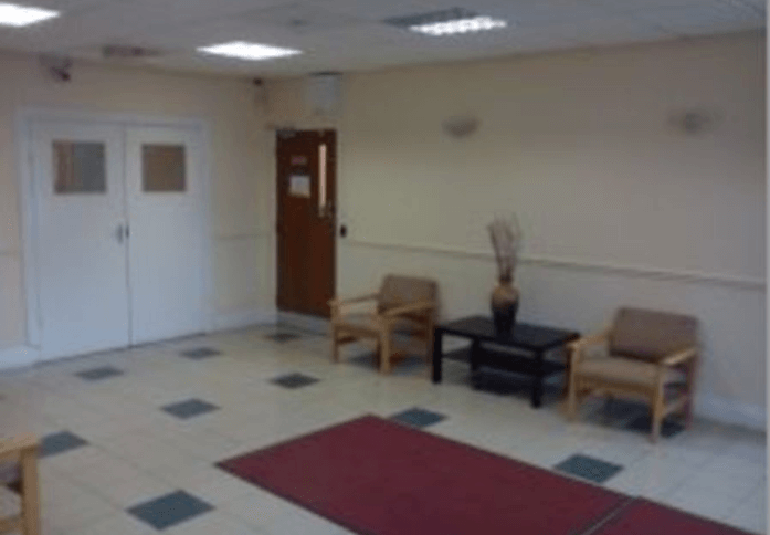 Reddish Road SK1 office space – Reception