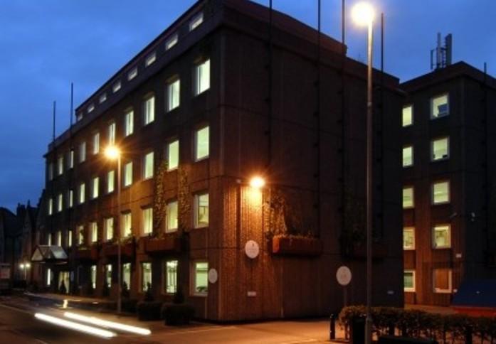 King Edward Street SK10 office space – Building External