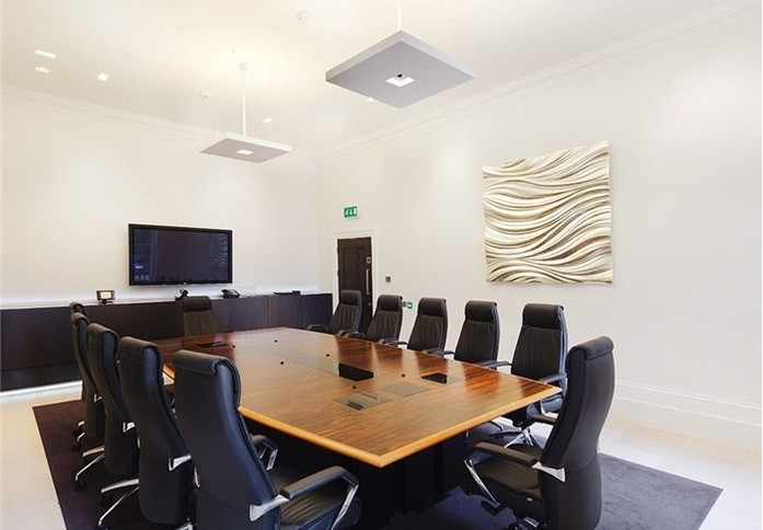 Manchester Square NW1 office space – Meeting/Boardroom