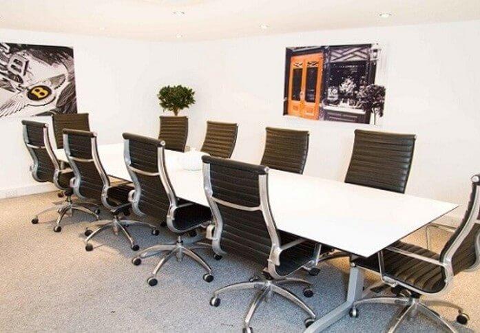 Queens Street W1 office space – Meeting/Boardroom