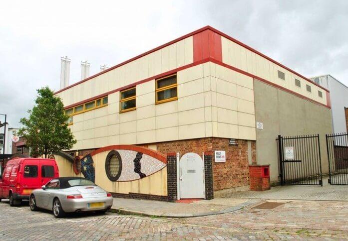 Woodfield Road W11 office space – Building External