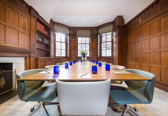 Devonshire Street W1 office space – Meeting/Boardroom