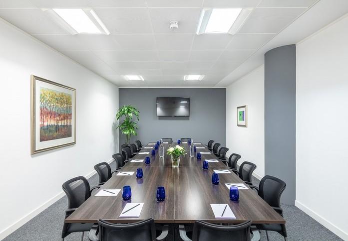 West Regent Street G1 office space – Meeting/Boardroom