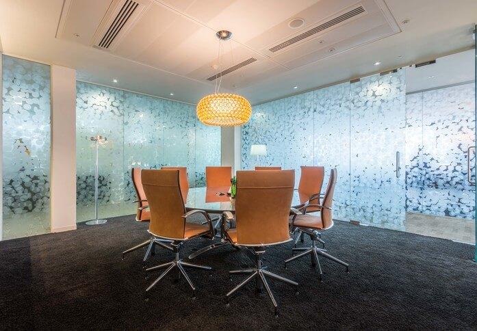 Bishopsgate EC1 office space – Meeting/Boardroom