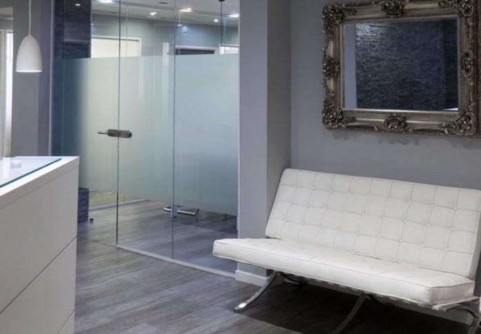 Savoy Street WC2R office space – Reception