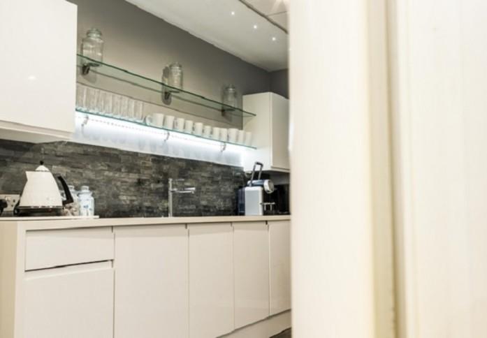 Savoy Street WC2R office space – Kitchen