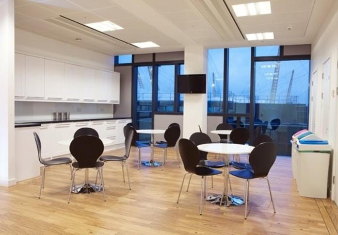 Mitre Passage SE2 office space – Break Out Area