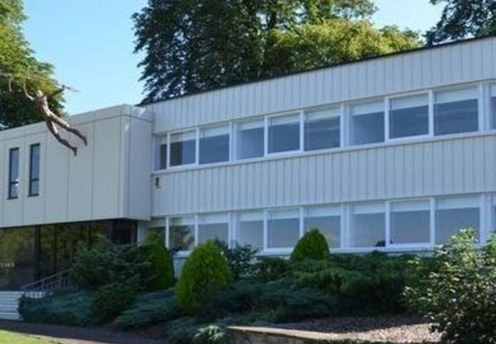 Burnside Road AB42 office space – Building External