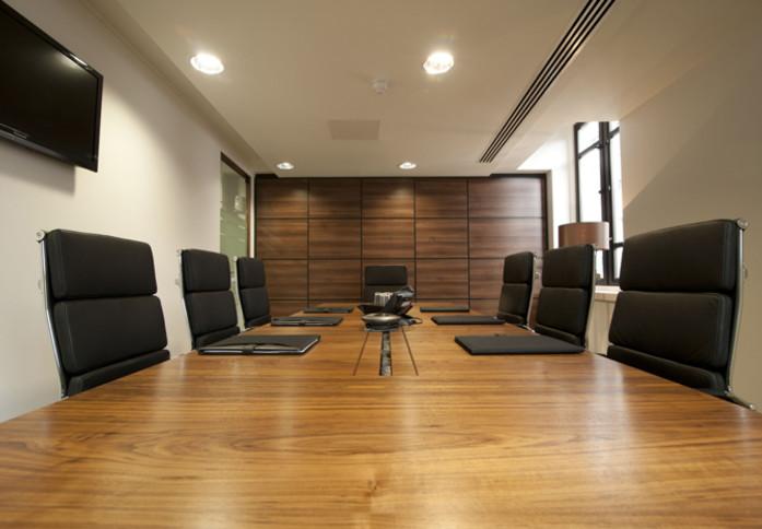 Old Jewry EC2 office space – Meeting/Boardroom