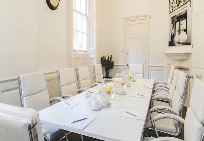 Henrietta Street WC2 office space – Meeting/Boardroom
