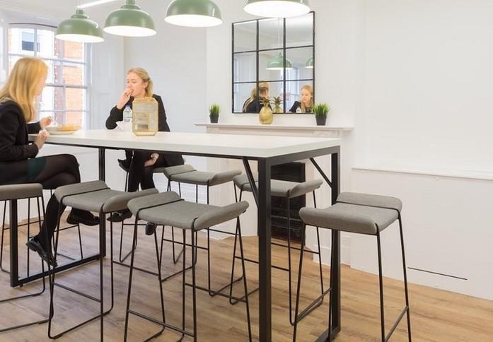 Henrietta Street WC2 office space – Break Out Area