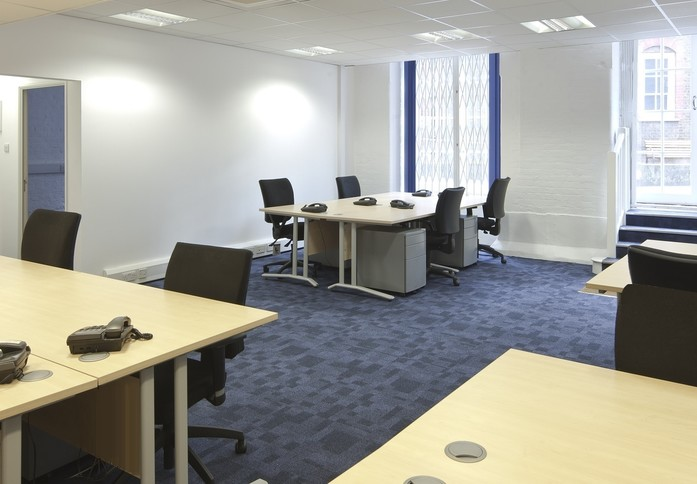Waterloo Road SE1 office space – Private Office (different sizes available)