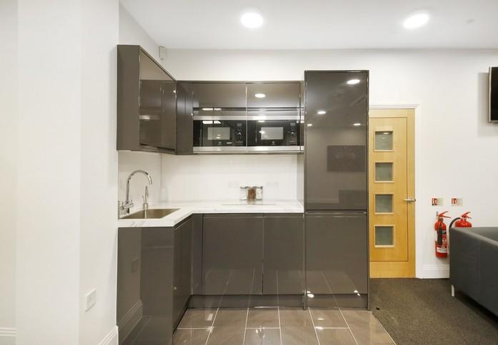 Creek Road SE2 office space – Kitchen