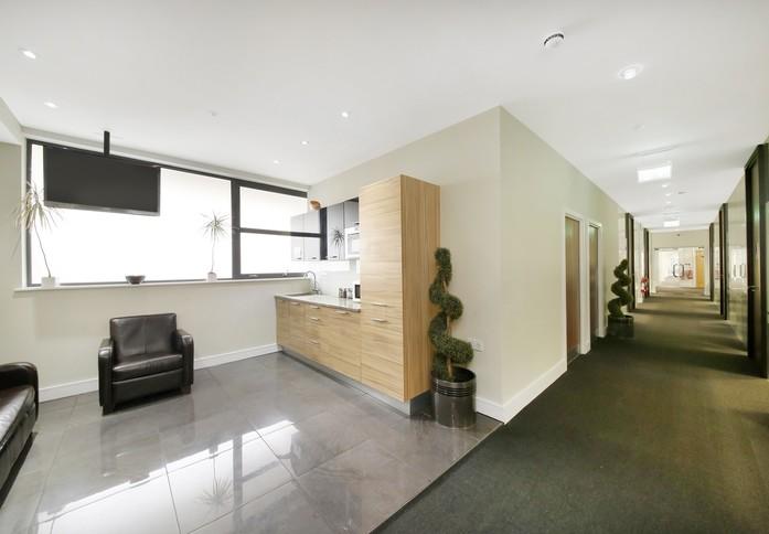 Creek Road SE2 office space – Hallway