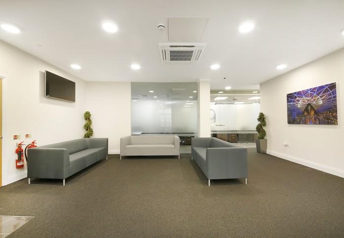 Creek Road SE2 office space – Break Out Area