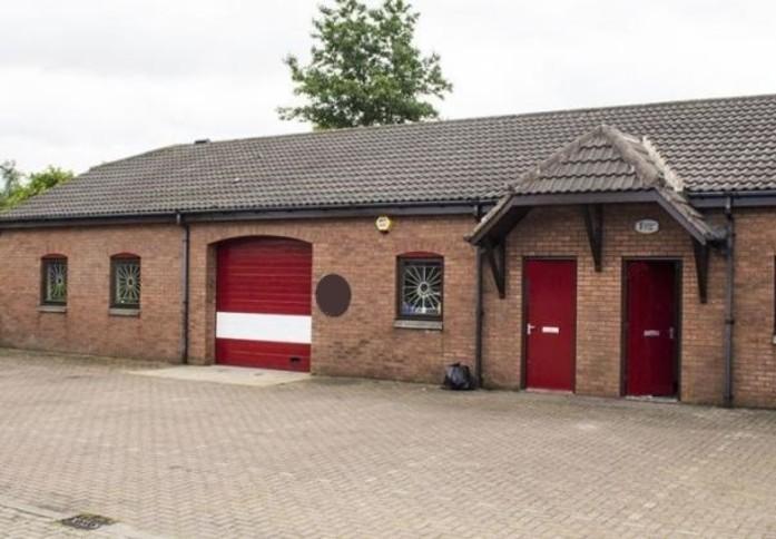 Lowson Street TS21 office space – Building External