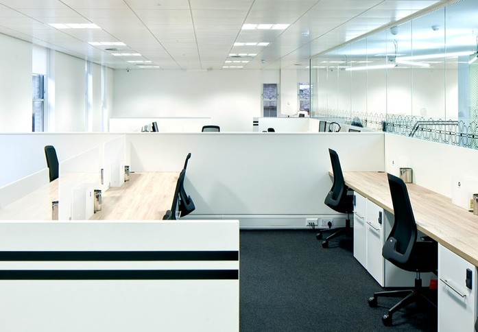 Borough High Street SE1 office space – Private Office (different sizes available)