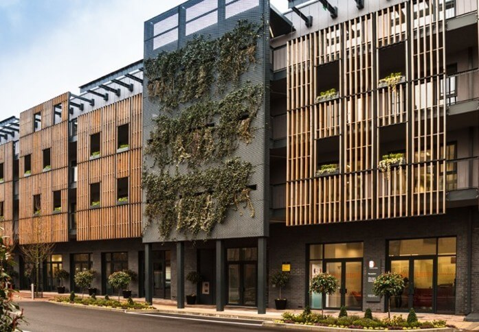 Honeypot Lane HA7 office space – Building External