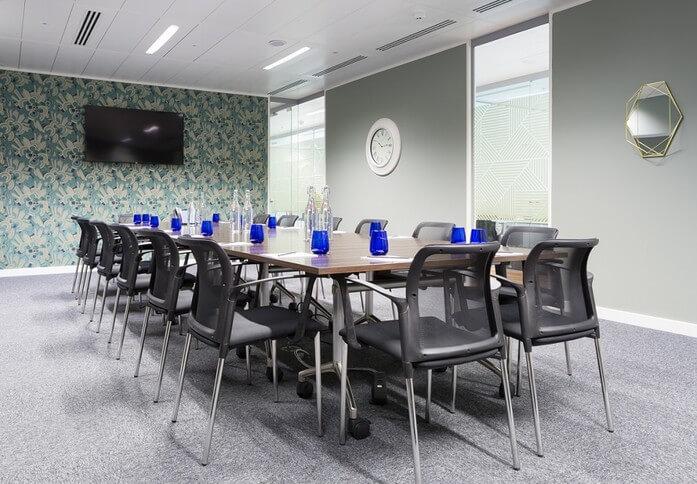 Hardman Square M1 office space – Meeting/Boardroom