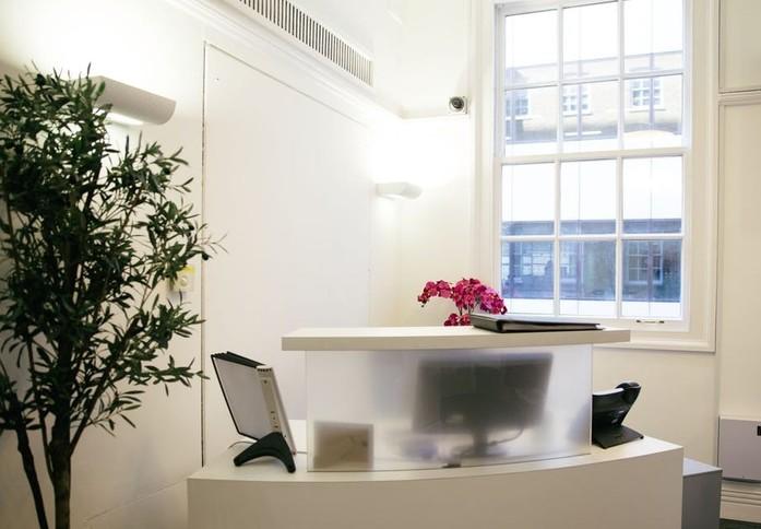 St Thomas Street SE1 office space – Reception