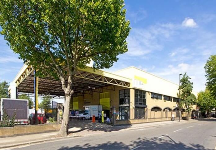 Acton Lane W3 office space – Building External
