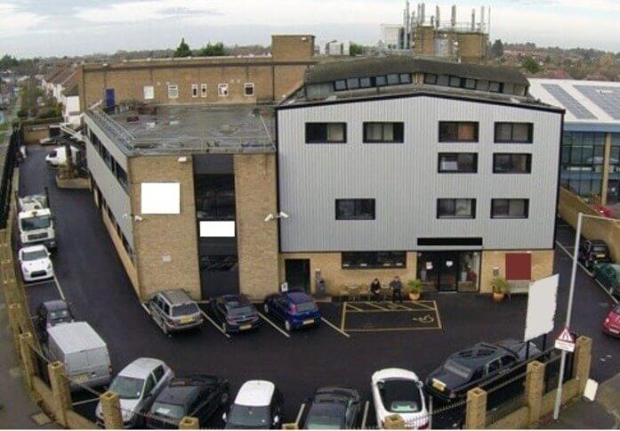 Cox Lane KT9 office space – Building External