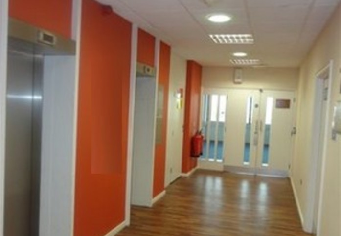 Humberstone Gate LE1 office space – Hallway