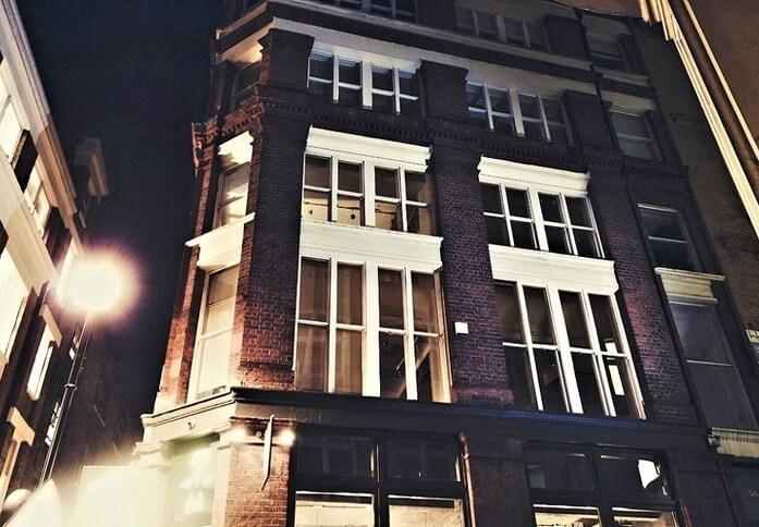 Lexington Street W1 office space