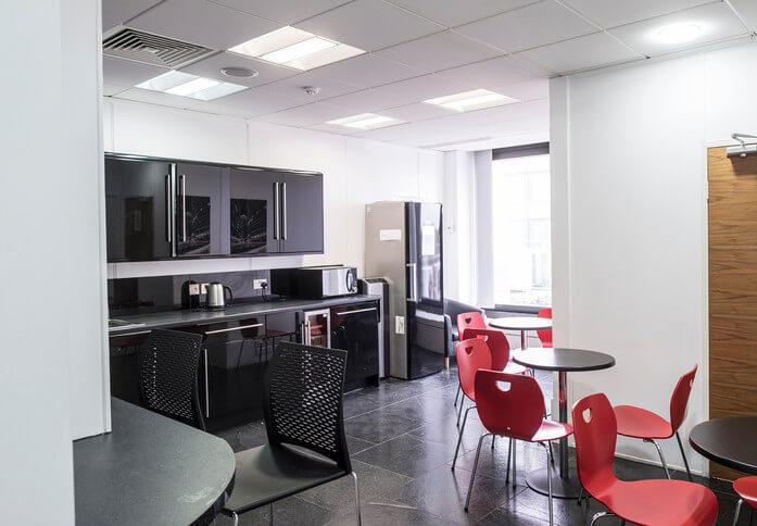 Elmfield Road BR1 office space – Break Out Area