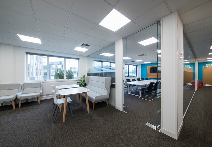 Chivers Way CB24 office space – Break Out Area