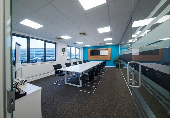Chivers Way CB24 office space – Meeting/Boardroom