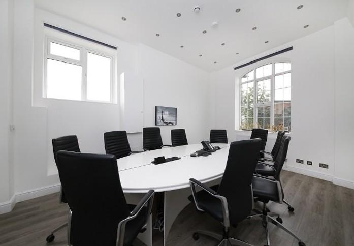 Stanley Gardens W10 office space – Meeting/Boardroom