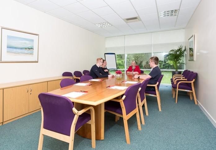 Rosebank EH54 office space – Meeting/Boardroom