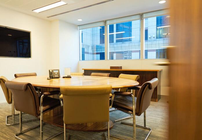 Basinghall Street EC2 office space – Meeting/Boardroom