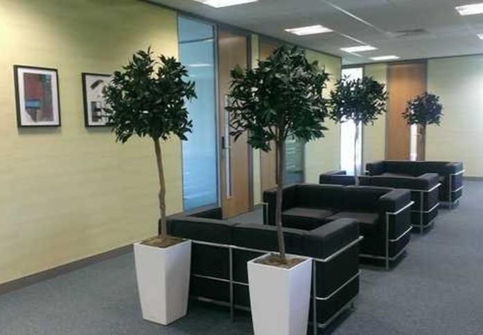 Gateway West NE1 office space – Break Out Area