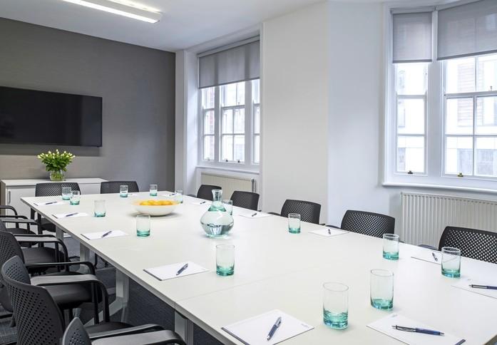 Bolsover Street W1 office space – Meeting/Boardroom