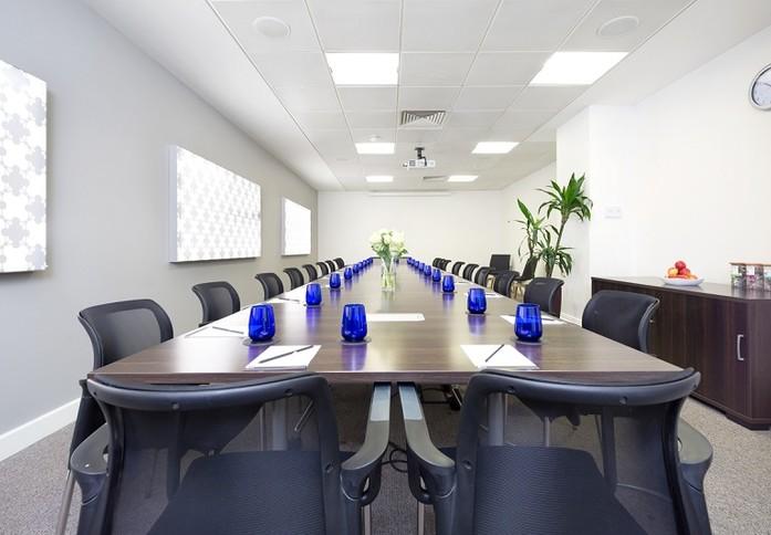 Royal Exchange EC2 office space – Meeting/Boardroom