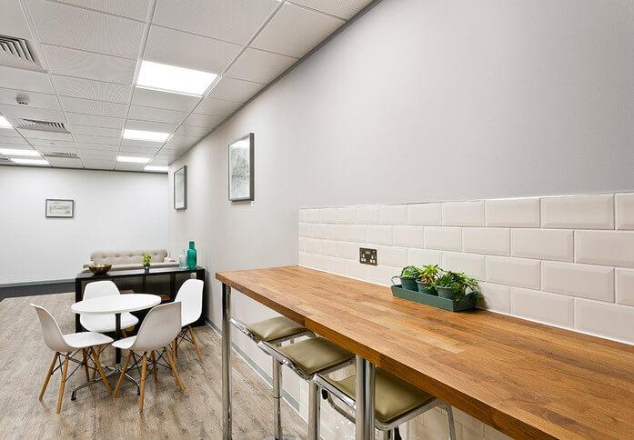 Aldgate E1 office space – Break Out Area