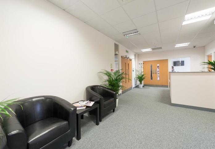 Cricketfield Road UB8 office space – Break Out Area