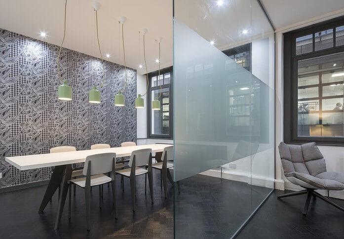 Whitefriars Street EC4 office space – Meeting/Boardroom