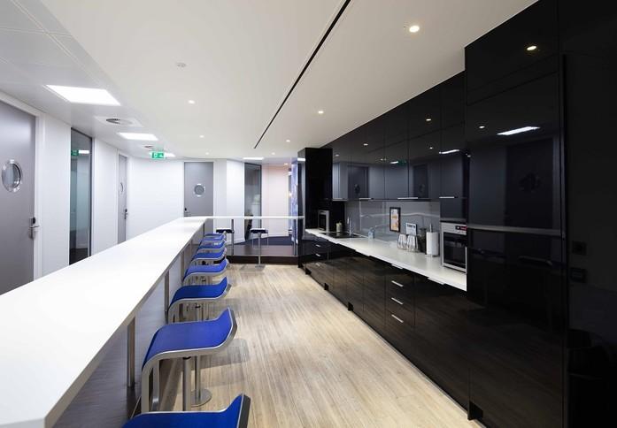 St Dunstans Hill EC4 office space – Kitchen