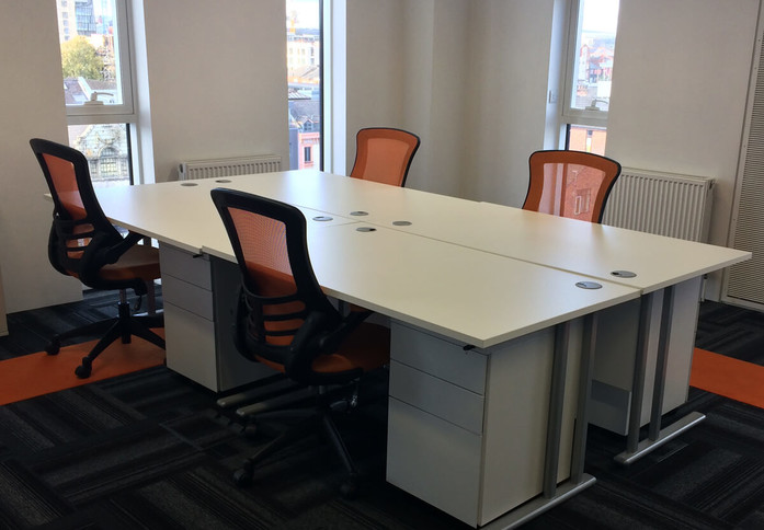 Lever Street M1 office space – Private Office (different sizes available)